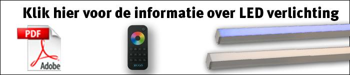 Informatie LED verlichting