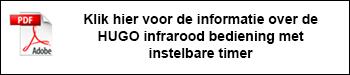 Informatie infrarood bediening