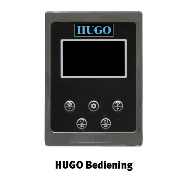 HUGO bediening