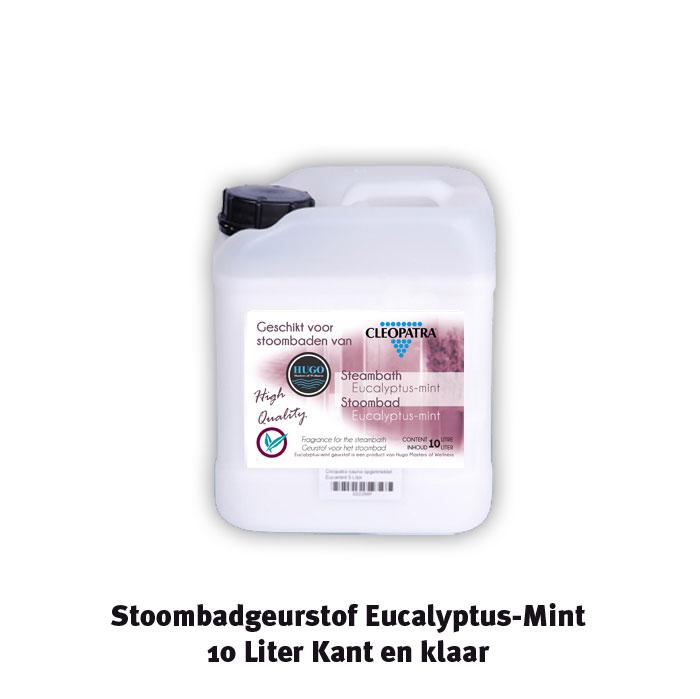 stoombadgeurstof eucalyptus mint