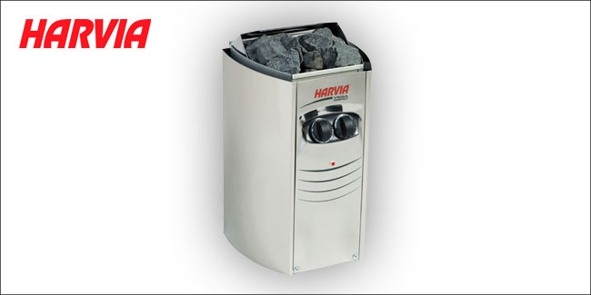 Harvia Vega Compact  2,3 t/m 3,5 kW
