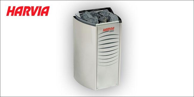 Harvia Vega Compact E  2,3 t/m 3,5 kW