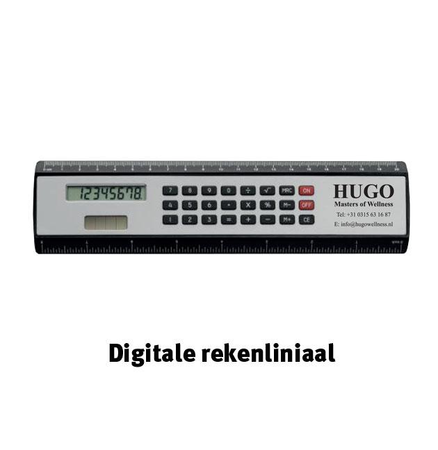 Digitale rekenliniaal