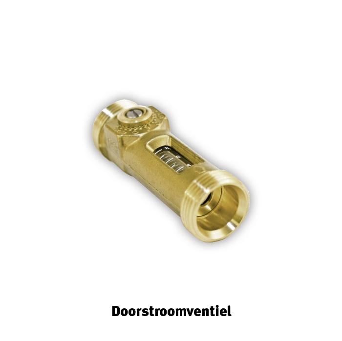 Doorstroomventiel