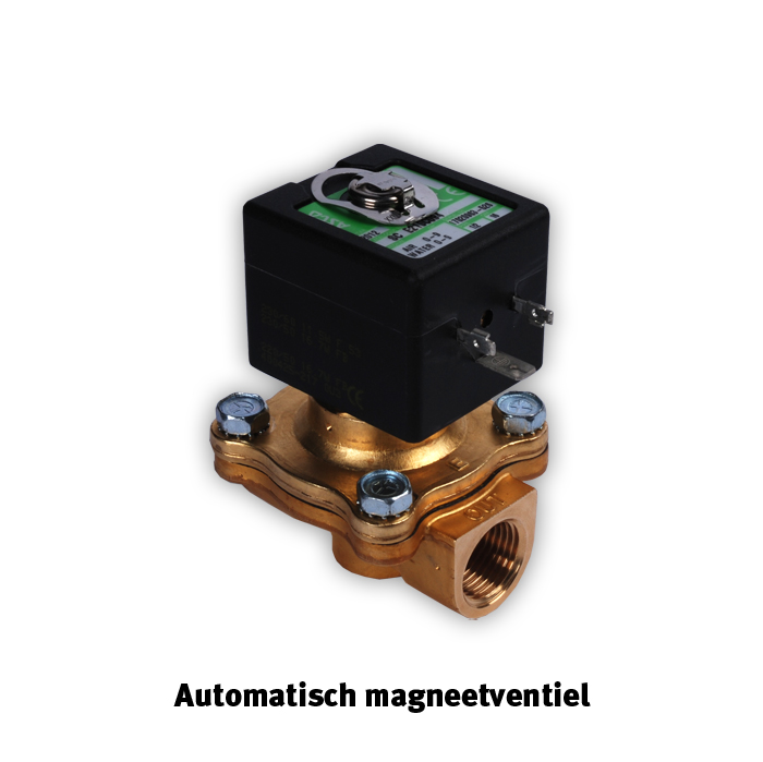 Automatisch magneetventiel