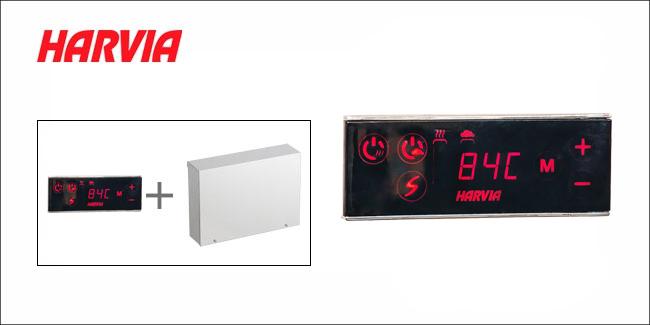 HARVIA Xafir CS110 Saunakachel besturing