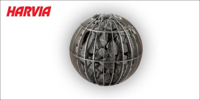 Harvia Globe 6,9 t/m 10,5  kW