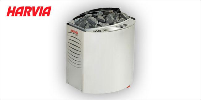 Harvia Vega Combi 6 t/m 9 kW