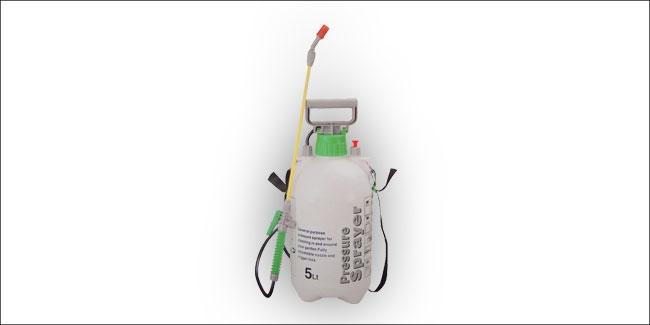 Vloeistofspuit voor desinfectie