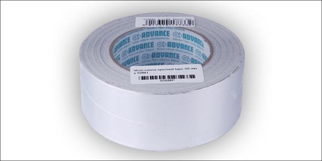 Sauna aluminium tape