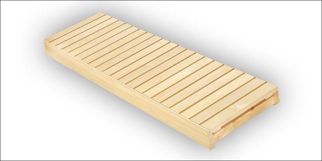 Saunabank module espen 60 x 210 cm
