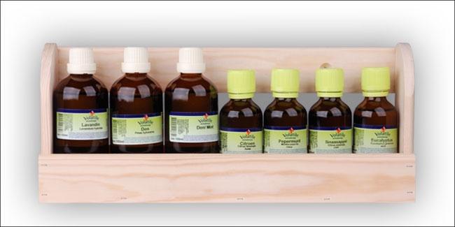 Sauna geur etherische olie COMPLETE SET
