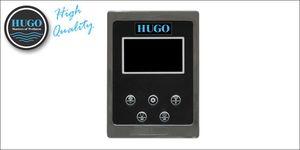 Bediening Hugo stoomgenerator