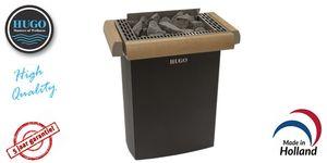 HUGO Sound 8.0 kW 400v luxury thermo espen sauna kachel