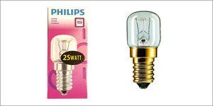 Lamp E14 25 watt tbv sauna armatuur
