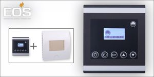 EOS Infratec Premium sauna infraroodbesturing