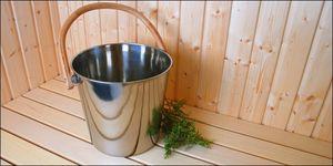 Eliga sauna emmer