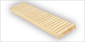 Saunabank module espen 40 x 240 cm