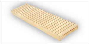 Saunabank module espen 60 x 240 cm