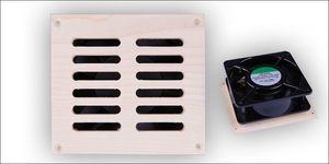 Ventilator voor beluchting en ontluchting
